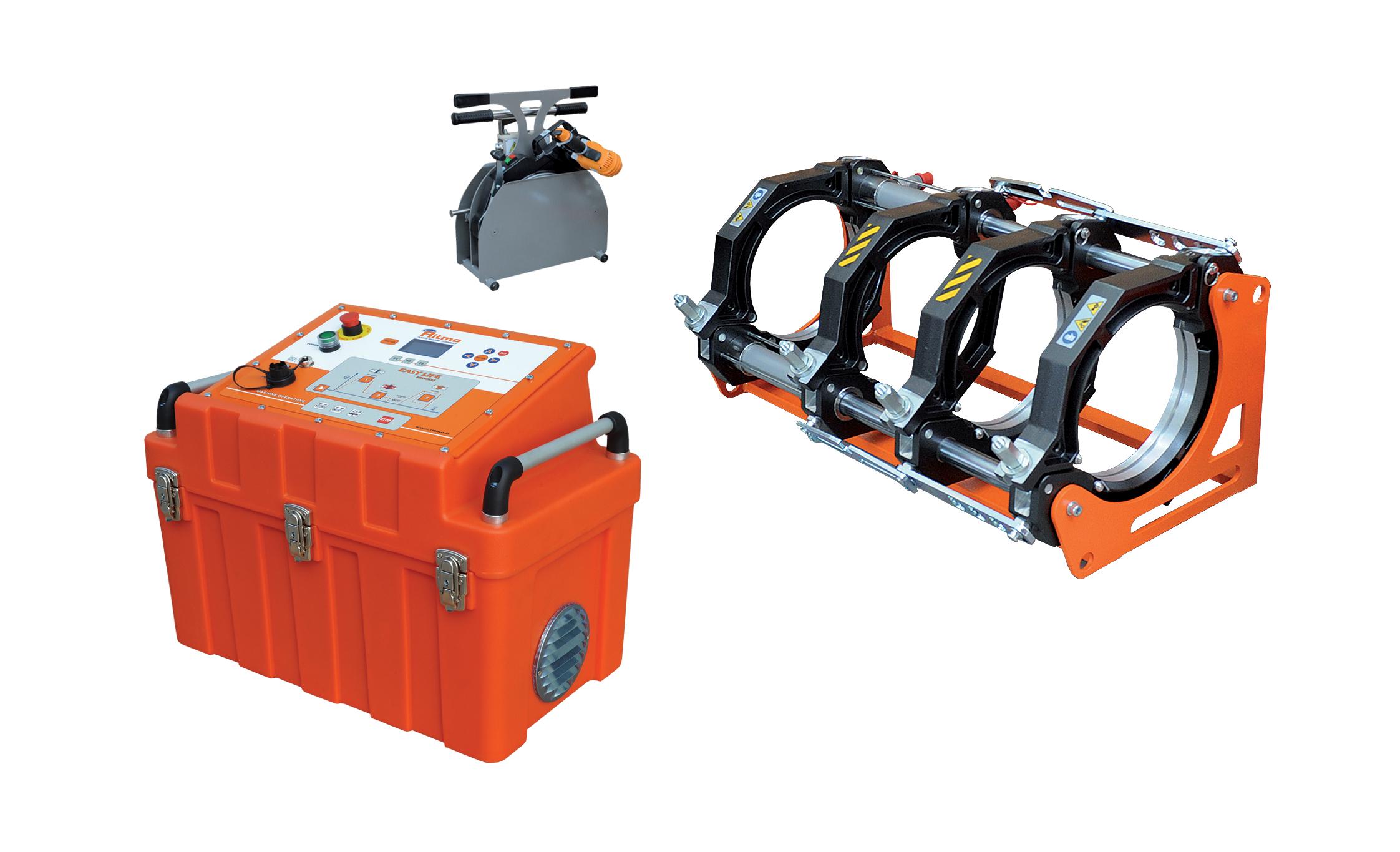 油壓式熱熔對接機(250)