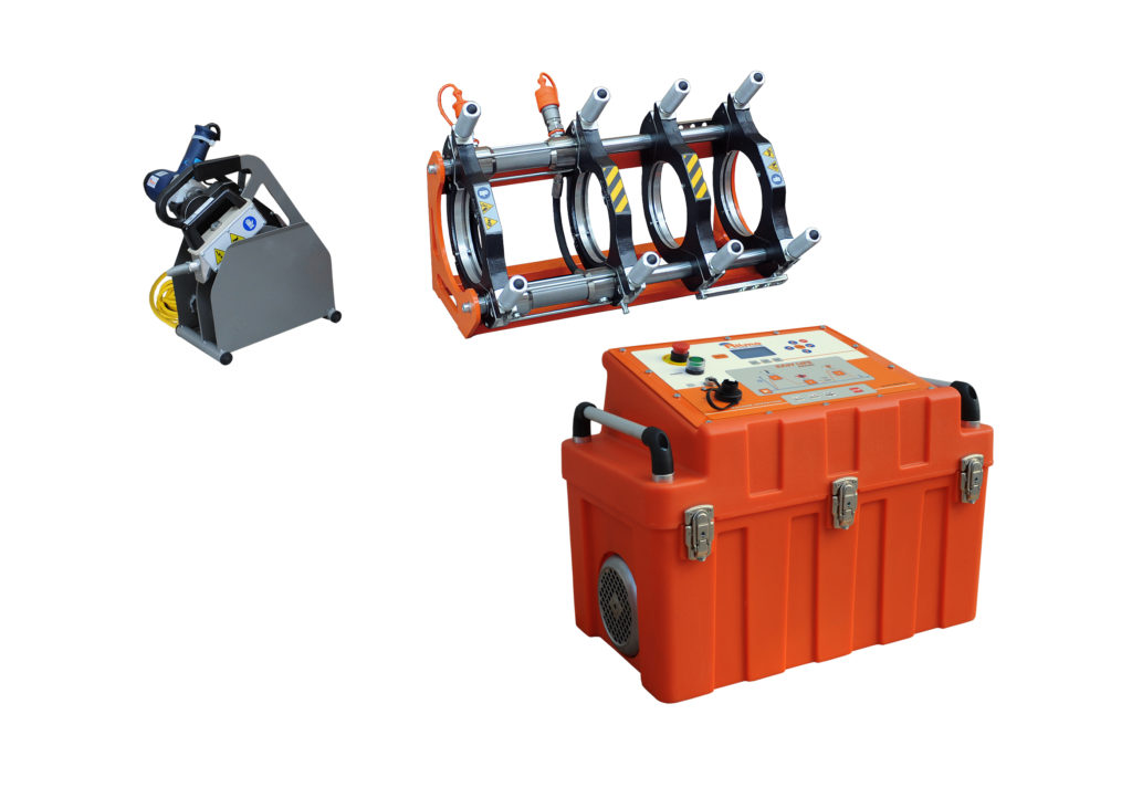 油壓式熱熔對接機(200)