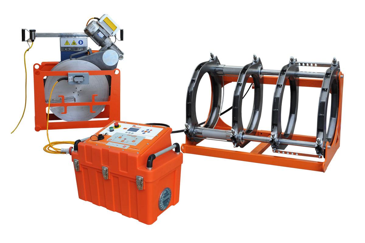 油壓式熱熔對接機(500)