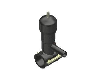 電焊套球閥鞍座