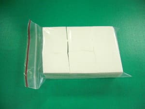 (HE050120)光纖用擦拭棉