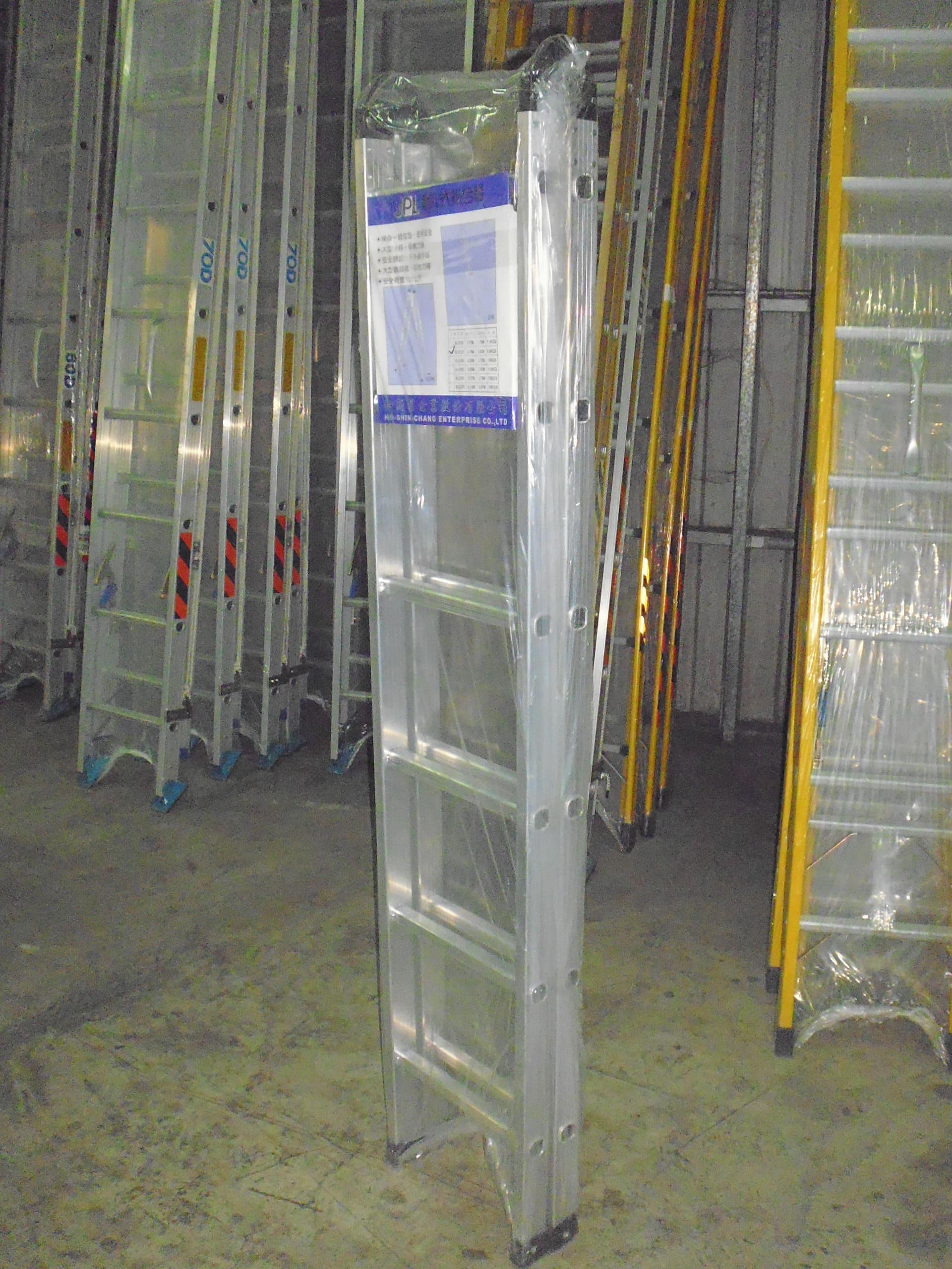 (HS106100) 鋁製二關節梯