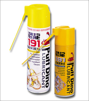(HT501040)恐龍191金屬保護油