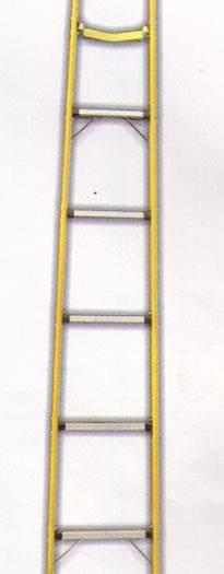 (HS202005)玻璃纖維扁圓管單梯五階、七階、九階